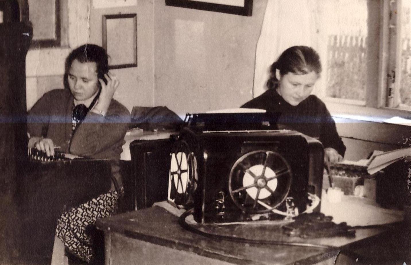 д.Куренец телеграф почта 1968